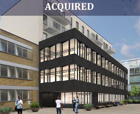 1 Curtain Place, Shoreditch, London EC2