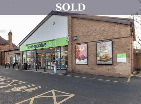The Co-Operative Food, Hillsborough Road, Glen Parva, Leicester LE2 9PT